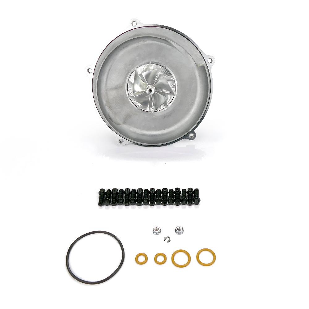 SPOOLOGIC GTP38 Billet Wheel Cartridge CHRA for 99.5-03 7.3L  Powerstroke