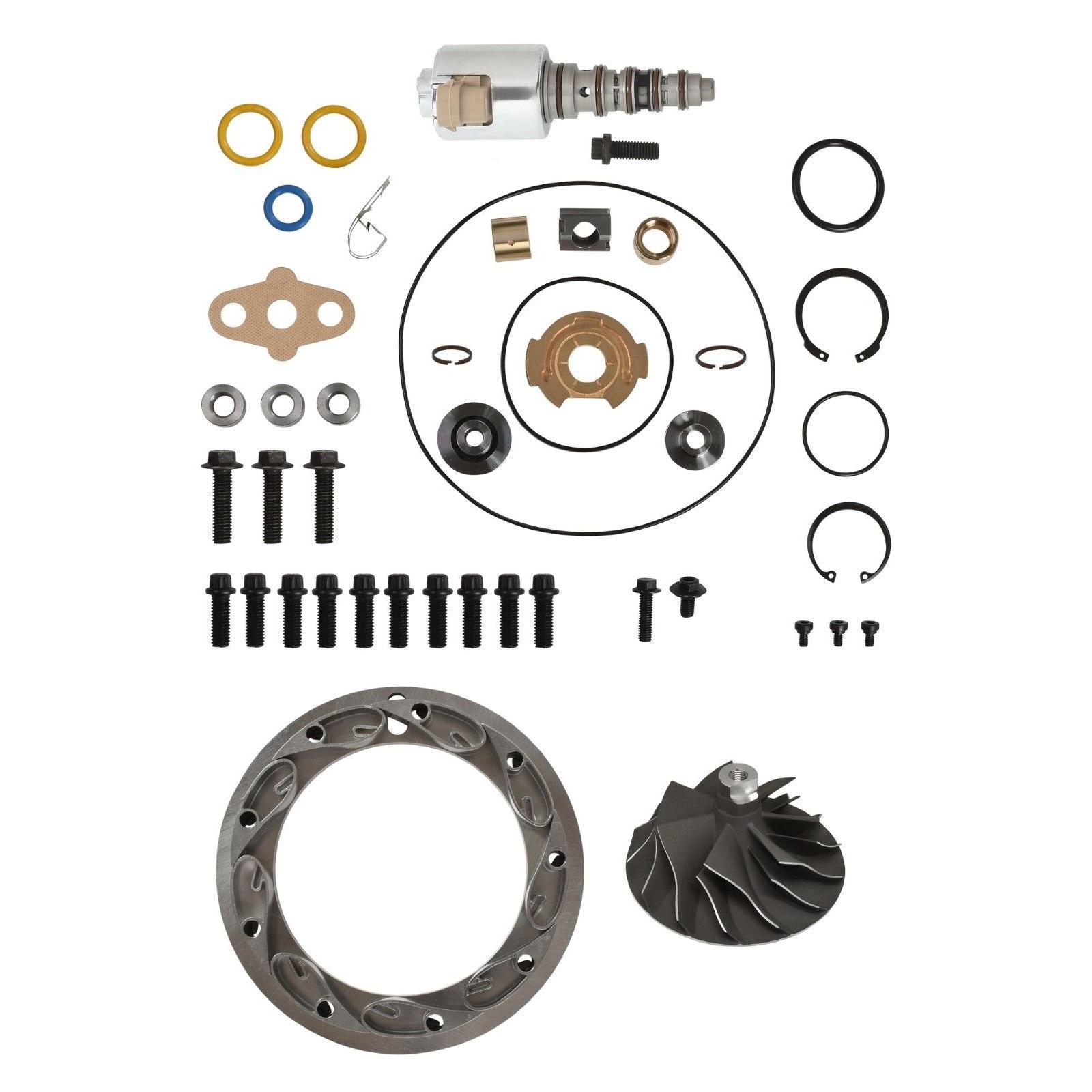 Ford 6.0 L Powerstroke Turbocharger Rebuild Kit OEM GARRETT