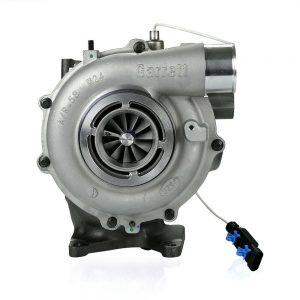Garrett Stock Updated Turbocharger for 04.5-10 LLY LBZ LMM Duramax