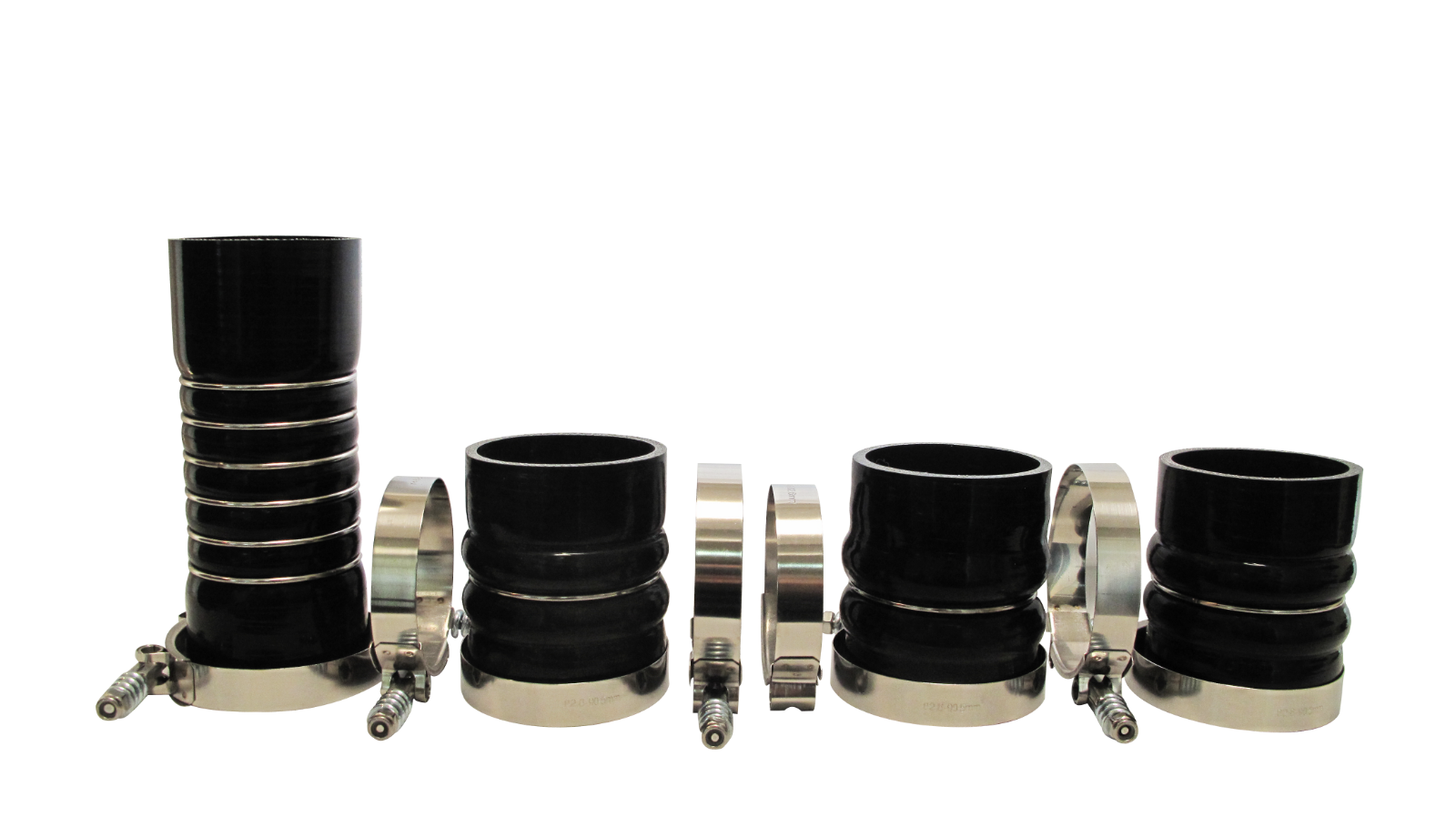 5 Ply Silicone CAC Boot Kit for 03-07 5.9L Cummins ISB