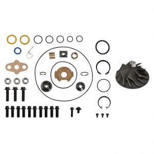 GT3782VA Turbo Rebuild Kit Cast Compressor Wheel For 03-Early 04 6.0L Ford Powerstroke Diesel