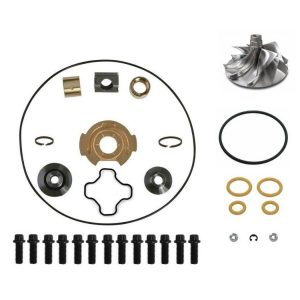 GTP38 Turbo Rebuild Kit Billet Compressor Wheel For 99-03 7.3L Ford Powerstroke Diesel