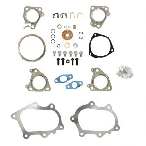 IHI RHG6 Turbo Rebuild Kit Billet Compressor Wheel For 01-04 6.6L LB7 Chevy GMC Duramax Diesel
