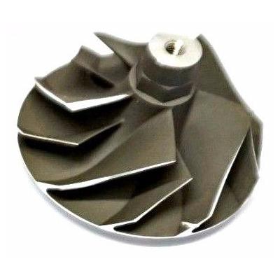 TP38 GTP38 5+5 Cast Compressor Wheel For 94-03 7.3L Ford Powerstroke Diesel