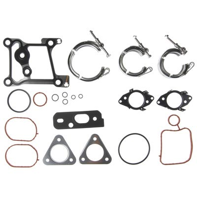 MAHLE Turbo Mounting Gasket Set for 11-14 6.7L Powerstroke