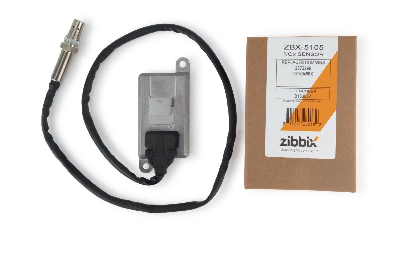 Zibbix NOx Nitrogen Oxide Sensor For Cummins