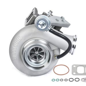SPOOLOGIC HX35W Stage 1 Turbo for 98.5-02 5.9L Cummins 12V 24V