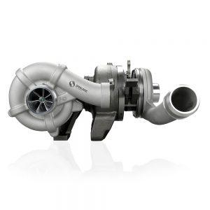 SPOOLOGIC V2S Compound Turbocharger Billet Wheel for 08-10 6.4L Powerstroke