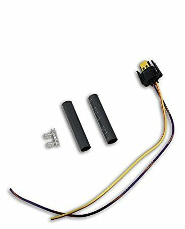 IPR VGT EBPV Soleniod Pigtail Connector Repair Kit for 94-10 7.3L 6.0L Ford Powerstroke