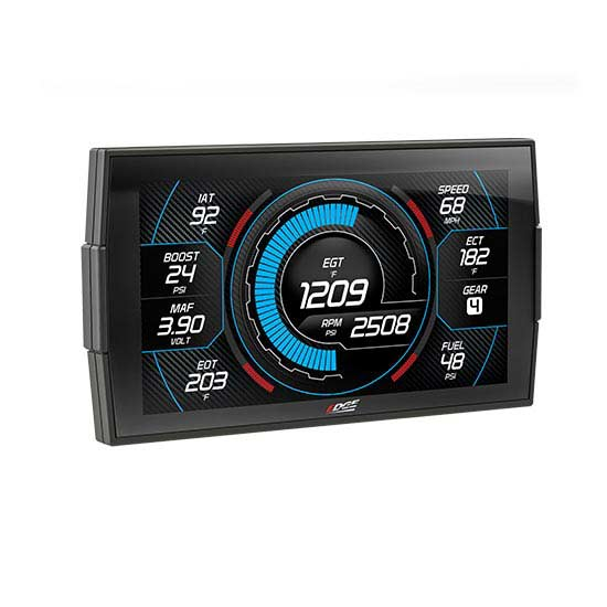 Edge Products Insight CTS3 Digital Guage Monitor for 96+ OBDII Vehicles Pre-96 With EAS