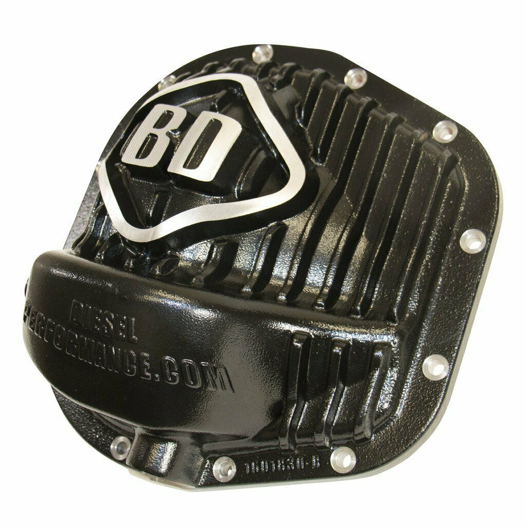 BD Diesel Rear Differential Cover for 89-19 6.0L 6.4L 6.7L 7.3L Powerstroke