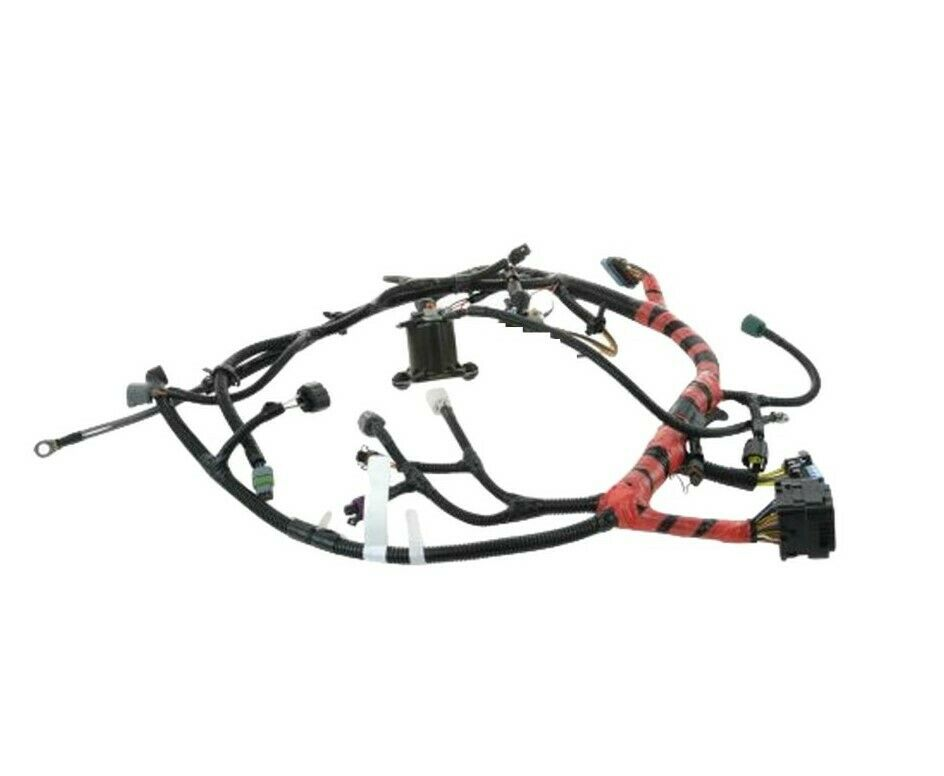 oem ford main engine harness assembly for 97 7 3l