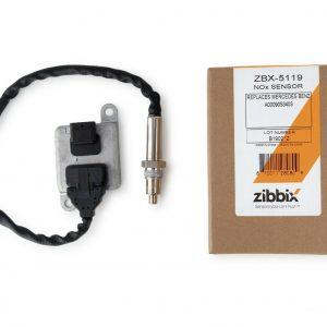 Zibbix ZBX-5119 NOx Nitrogen Oxide Sensor For 14-16 2.1L BlueTEC Mercedes Sprinter Diesel