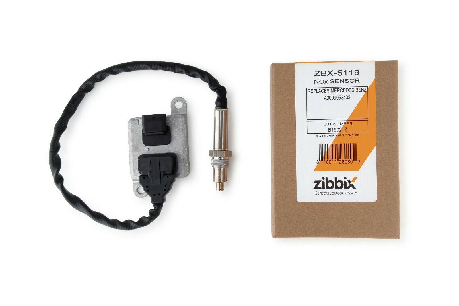 Zibbix NOx Nitrogen Oxide Sensor For 14-16 2 1L BlueTEC Mercedes Sprinter  Diesel