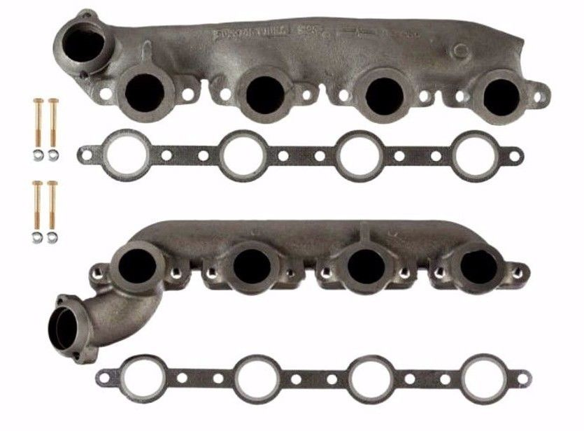 Dorman 674-746 Cast Exhaust Manifold Kit for Ford Truck