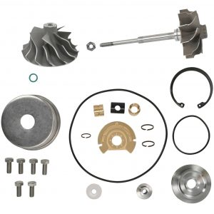 V2S Low Pressure Master Turbo Rebuild Kit Cast For 08-10 6.4L Ford Powerstroke Diesel