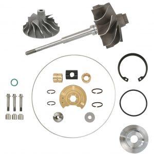 V2S High Turbo Rebuild Kit Cast Shaft For 08-10 6.4L Ford Powerstroke Diesel