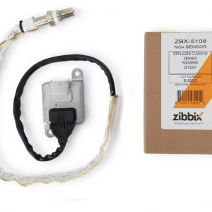Zibbix ZBX-5108 NOx Nitrogen Oxide Sensor Outlet For 10-12 6.7L Blue Bird Cummins Diesel