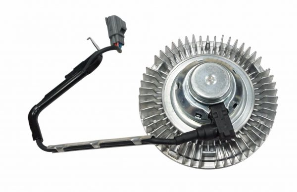 55056990AC Electric Radiator Cooling Fan Clutch For 04.5-09 5.9L 6.7L Dodge Ram Cummins Diesel