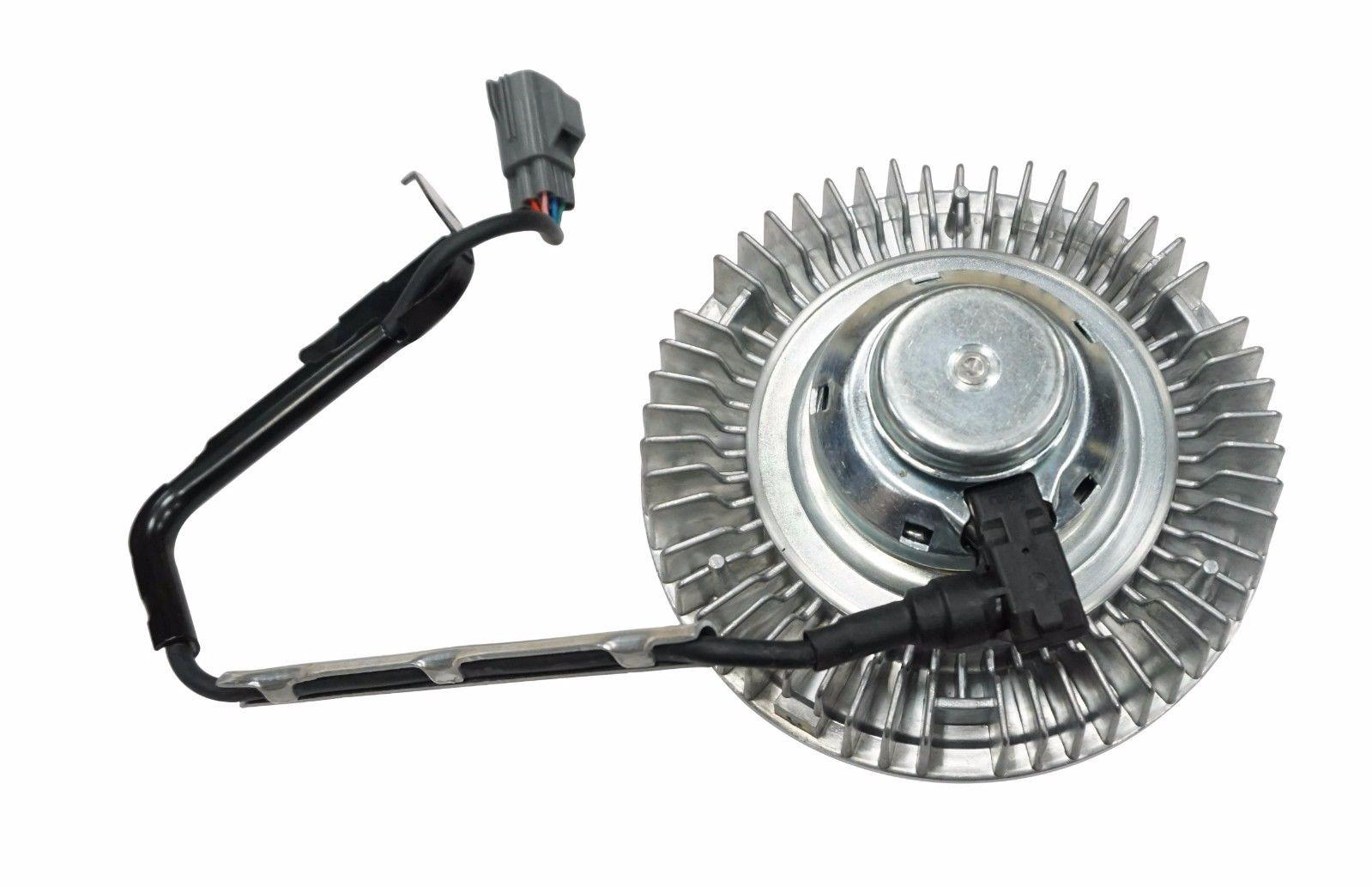 55056990AC Electric Radiator Cooling Fan Clutch For 04.5-09 5.9L 6.7L Dodge Ram Cummins Diesel