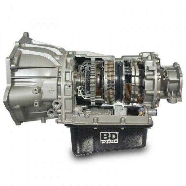 BD Diesel 1000 Allison Transmission 4WD for 04.5-05 LLY Duramax