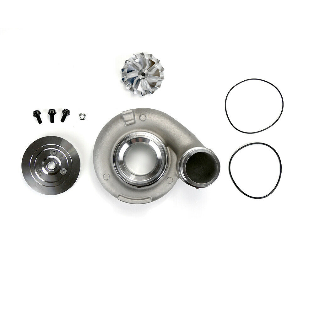 Upgraded HE351VE Compressor Housing Kit for 07.5-12 6.7L Dodge Ram Cummins