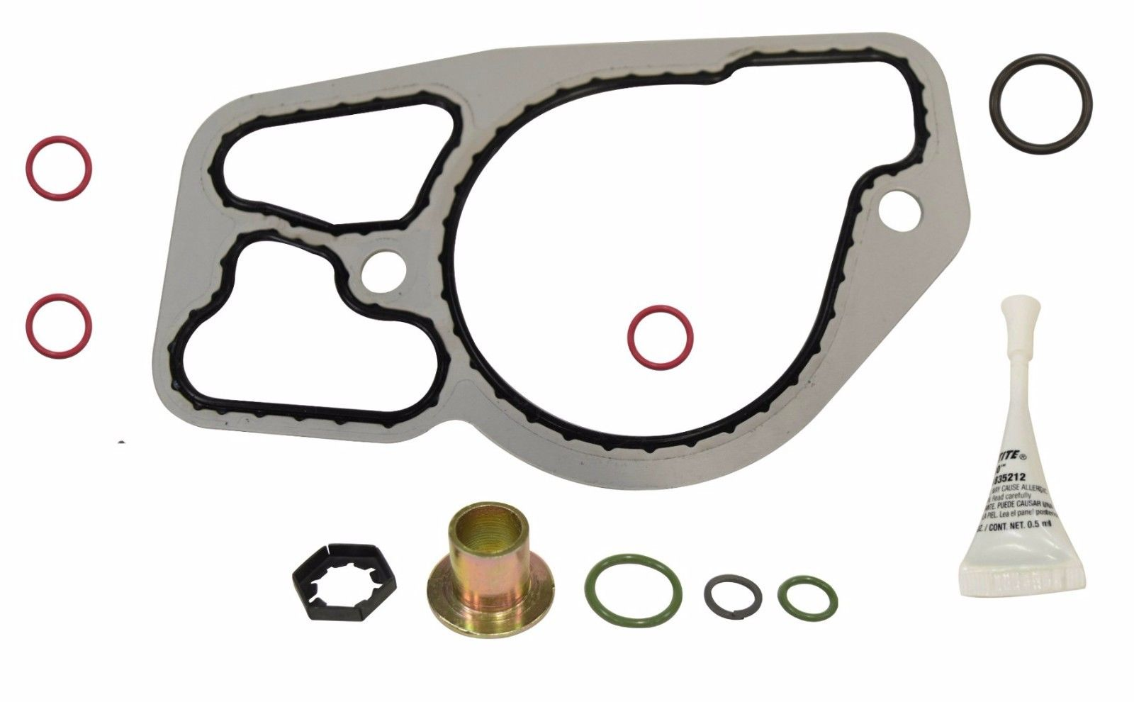 High Pressure Oil Pump HPOP Base Gasket Oring Kit For Ford 7.3 Powerstroke 94-03