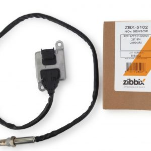 Zibbix ZBX-5102 NOx Nitrogen Oxide Sensor Outlet For 10-15 6.7L 11.9L 15L ISB ISX Cummins