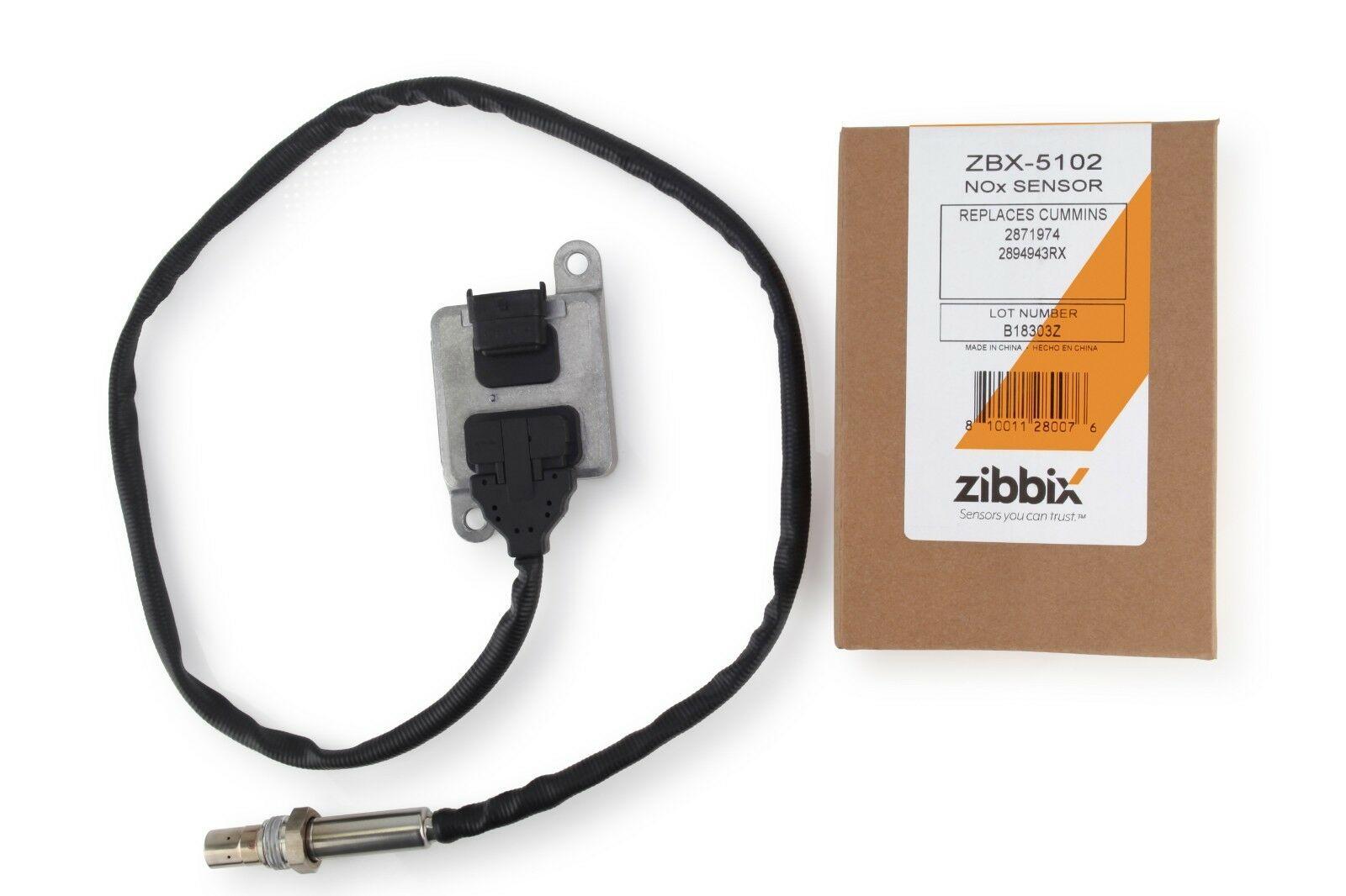 ZBX-5000 Series NOx Sensors Archives | Prosource Diesel