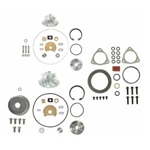 V2S Combo Turbo Rebuild Kit Billet For 08-10 6.4L Ford Powerstroke Diesel