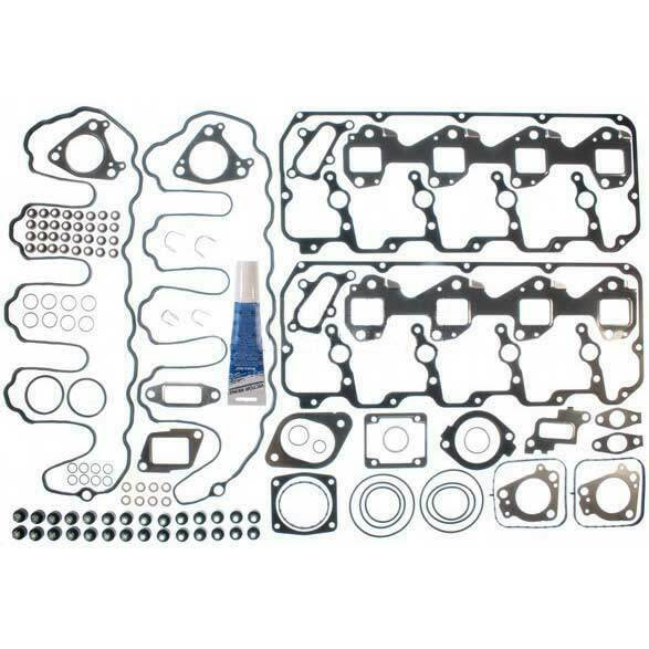 MAHLE Engine Cylinder Head Gasket Set for 07.5-10 6.6L Chevy GMC Duramax