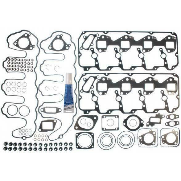 MAHLE Engine Cylinder Head Gasket Set For 07.5-10 6.6L
