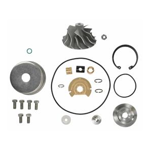V2S Low Pressure Turbo Rebuild Kit Cast For 08-10 6.4L Ford Powerstroke Diesel