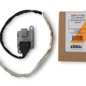 Zibbix ZBX-5109 NOx Nitrogen Oxide Sensor Turbo For 13-18 6.7L ISB Dodge Ram Cummins Diesel