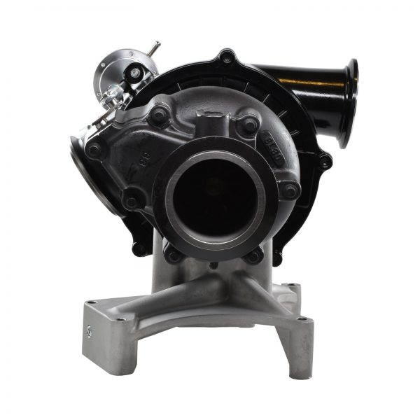 7 3L DTPD38R Ceramic Ball Bearing Turbocharger Black For 99 5-03 Ford  Powerstroke Diesel