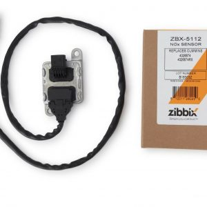 Zibbix ZBX-5112 NOx Nitrogen Oxide Sensor Outlet For 13-18 11.9L 15L ISX Cummins