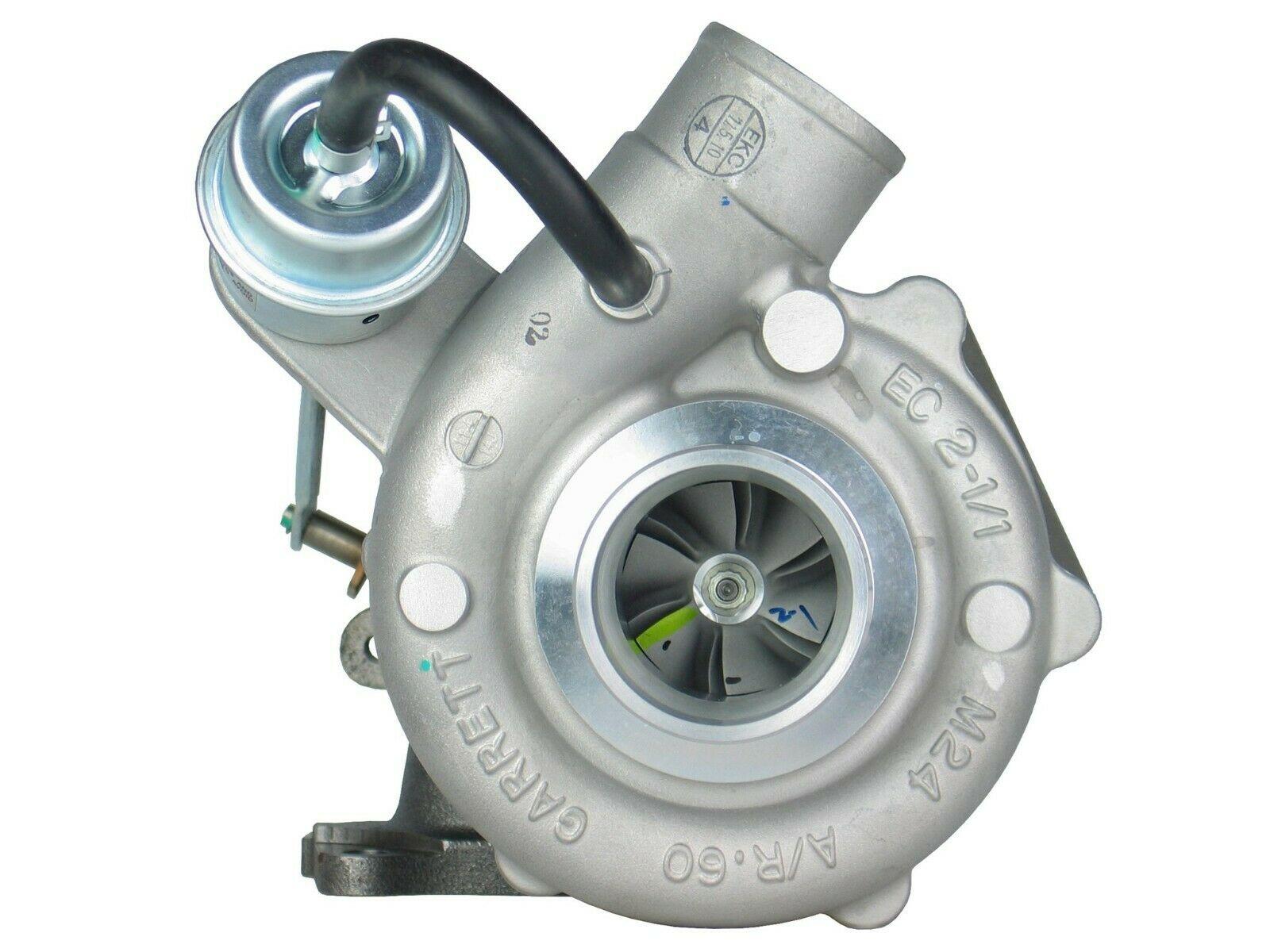 Garrett Turbocharger for 5.2L Isuzu 4HK1