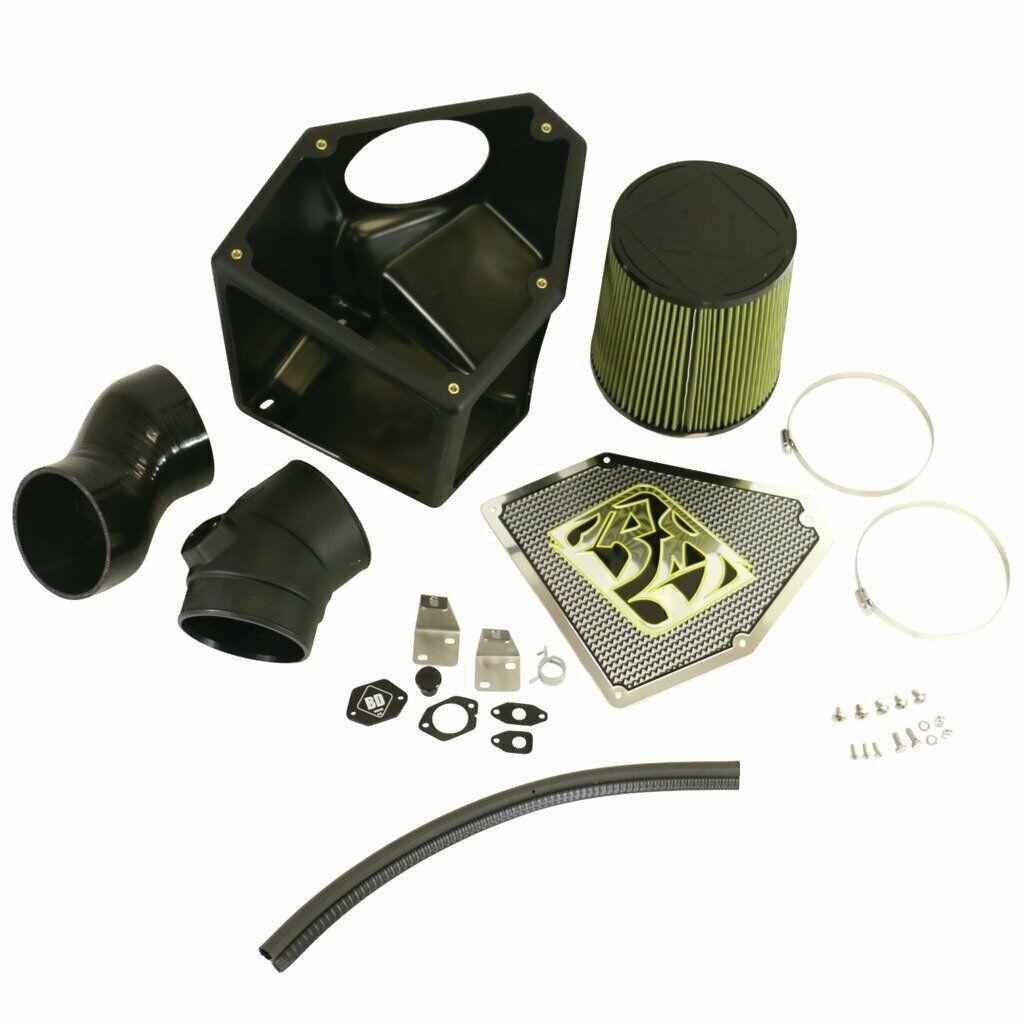 BD Diesel Rumble B 5in Air Intake Kit for 03-18 5.9L 6.7L Cummins 24V