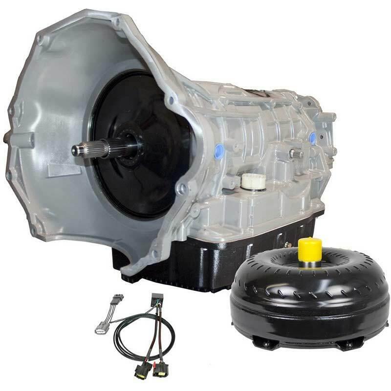 BD Diesel 68RFE Transmission + Converter Pack for 07.5-18 6.7L Cummins 24V