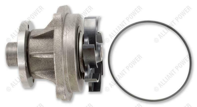 Alliant Power Water Pump for 02-07 Navistar VT365