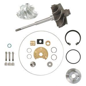 V2S High Pressure Turbo Rebuild Kit Billet Shaft For 08-10 6.4L Ford Powerstroke Diesel