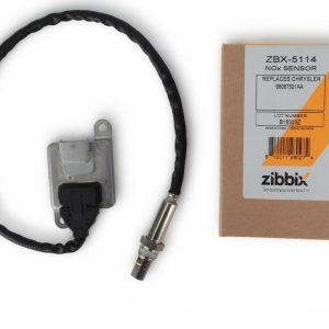 Zibbix ZBX-5114 NOx Nitrogen Oxide Sensor Inlet For 11-12 6.7L ISB Dodge Ram Cummins Diesel