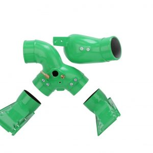 7.3L Intake Manifold Plenums And Spyder Green For 99.5-03 Ford Powerstroke Diesel
