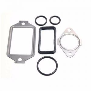 Oil Cooler Install Kit For 01-10 6.6L LB7 LLY LBZ LMM Chevy/GMC Duramax Diesel