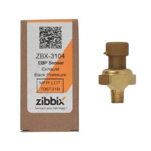 Zibbix ZBX-3104 EBP Exhaust Back Pressure Sensor For 04-07 International Navistar DT466 DT570