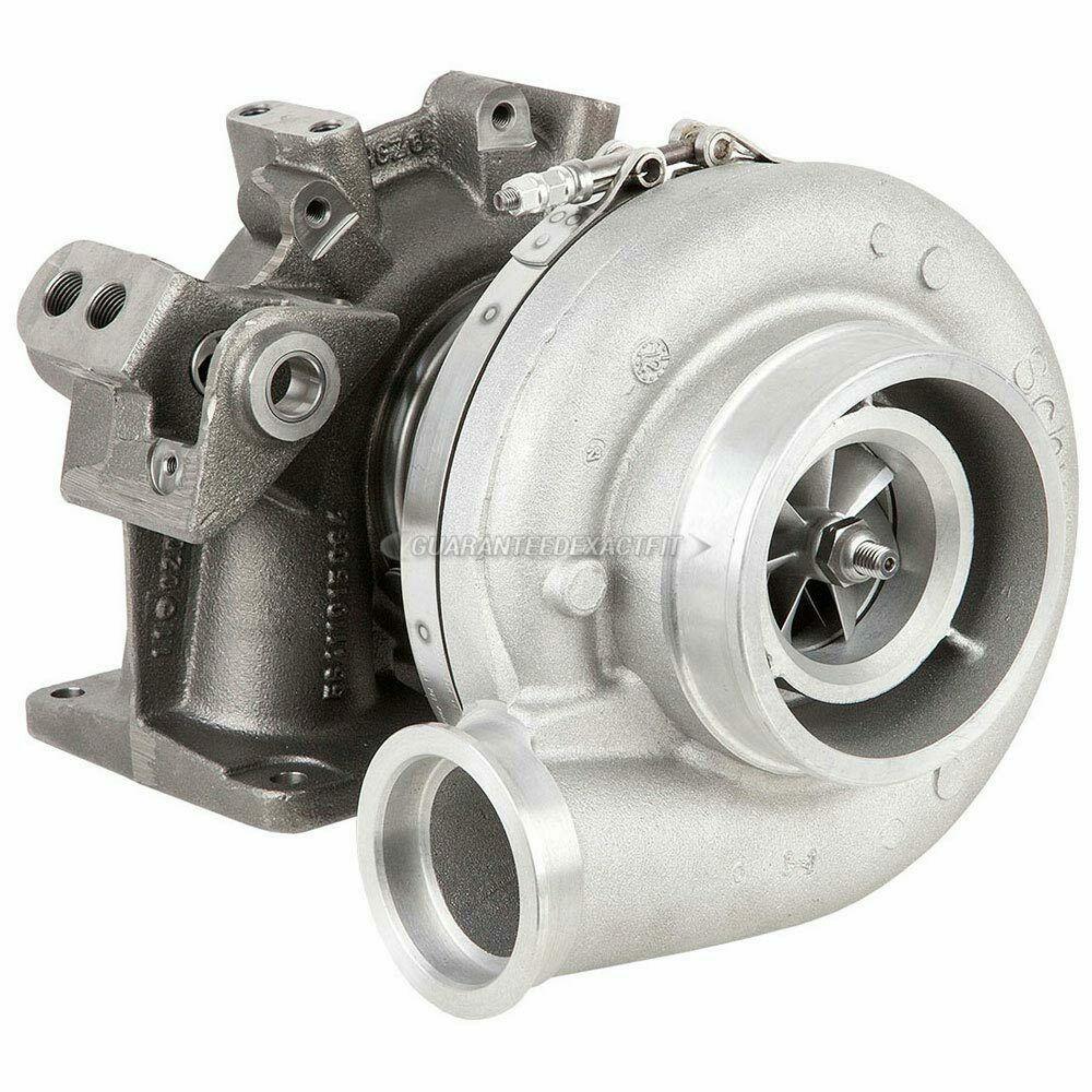 BorgWarner Turbocharger for 01 Mercedes MBE906