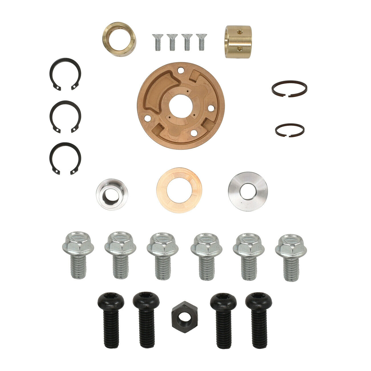IHI RHG6 Master Turbo Rebuild Kit Cast Compressor Wheel For 01-04 6 6L LB7  Chevy GMC Duramax Diesel   Prosource Diesel