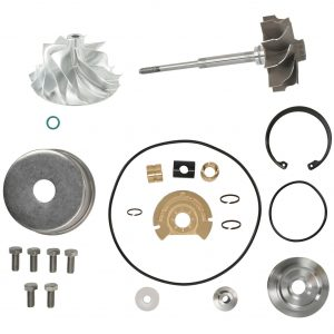 V2S Low Pressure Master Turbo Rebuild Kit Billet For 08-10 6.4L Ford Powerstroke Diesel