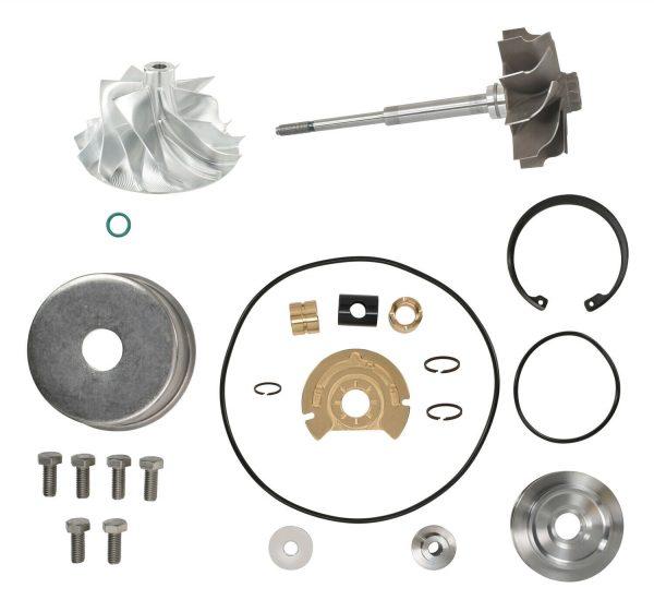 V2S Low Pressure Master Turbo Rebuild Kit Billet For 08-10 6.4L Ford Powerstroke Diesel