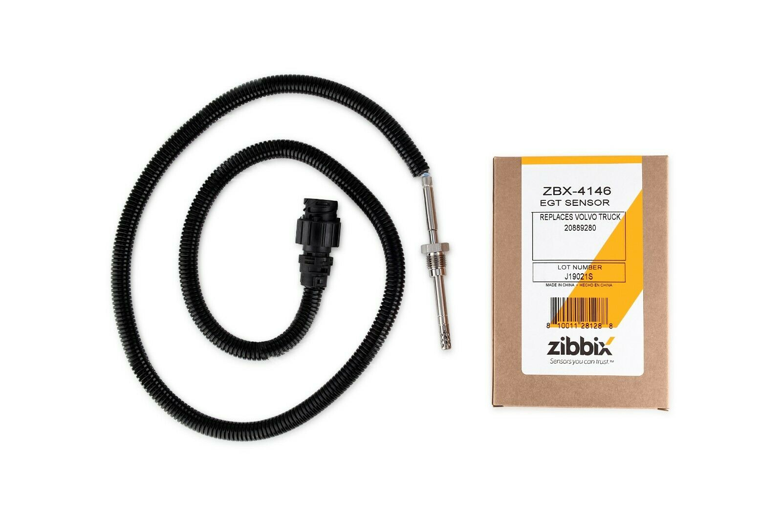 Zibbix 6.0L 04-10 Ford Powerstroke ICP Injection Control Pressure Sensor